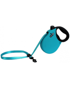 Alcott Blue 10' Extra Small Up To 25# Adventure Retractable Leash