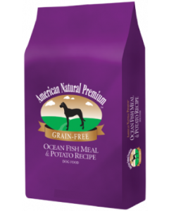 30# American Natural Premium Grain Free Ocean Fish Dog Food