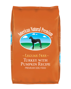 12# American Natural Premium Legume Free Turkey & Pumpkin