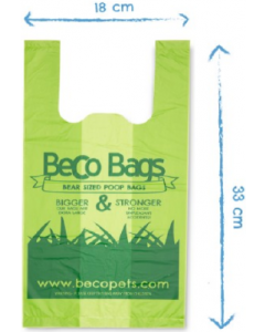 Beco Poop Bags with Handles 120ct