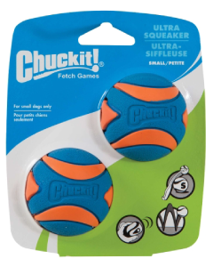 ChuckIt Small Squeaker Ball Dog Toy