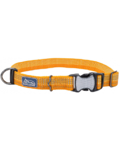 Coastal 1 18-26 K9 Bright Reflective Collar Desert