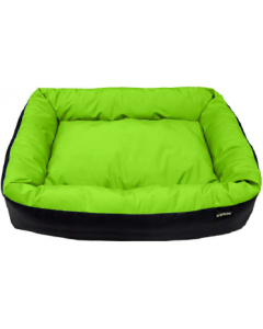 Cycle Dog USA Made Waterproof Barrier Layout Bed Green Medium 20x30