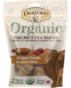 Darford 12oz. Organic Sweet Potato Dog Treat