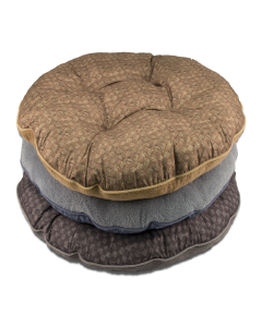 Cozy Pet Tufted Round Dog Bed 40""