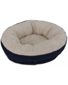 "Doskocil 20"" Two Tone Lounger Dog Bed"