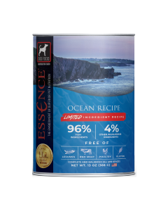 13 oz Essence LIR Ocean Recipe Dog Food Canned