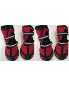 Ethical Pet Red Extra Small Performance Fleece Boots