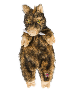 "Ethical Pet 20"" Furzz Boar Dog Toy"