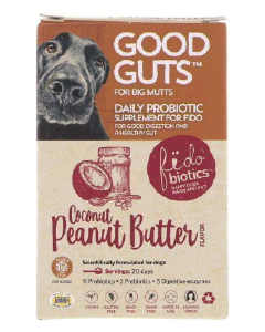 Good Guts For Big Mutts Daily Probiotic Supplement