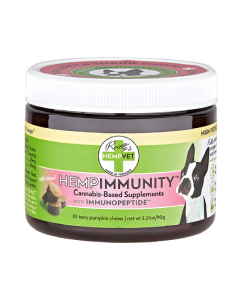 Reilly's Hempvet HempImmunity 30 Count Seasonal Allergy & Irritation Support
