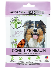 Reilly's Hempvet Neuro Rewards + 30 Count Neuro Development & Cognitive Function