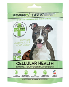 Reilly's Hempvet Everyday Rewards + 30 Count Mood Joint & Cognitive Wellness