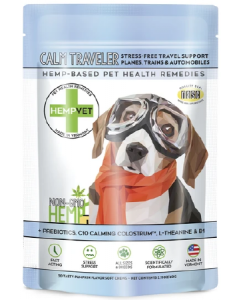 Reilly's Hempvet Travel Support Reward + 30 Count Support