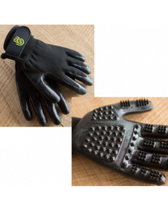 Extra Large Hands On Grooming Glove