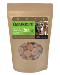 Healthy Hemp 4oz Canna Natural Biscuits