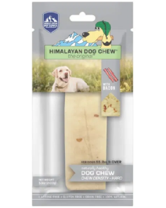 Extra Large 1 Pack Himalayan Bacon Dog Chew