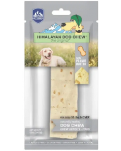 Extra Large 1 Pack Himalayan Peanut Butter Dog Chew