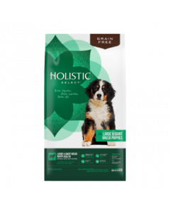 Holistic Select Grain Free Large & Giant Breed Lamb Puppy Dog Food 24lb
