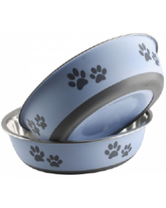 Buster Bowls By Indipets Maya Blue 14 cm Small