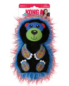 Kong RTSS22 Roughskinz Suedez Medium Bear