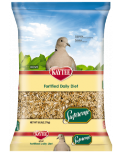 5# Kaytee Foods Suprime Dove Mix Bird Food