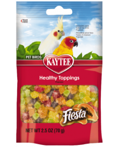 2.5oz. Kaytee Foods Fiesta Papaya Bird Food