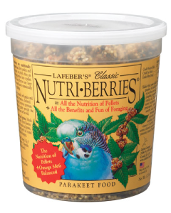 Lafeber's 10oz. Nutri-Berries Parakeet Bird Food