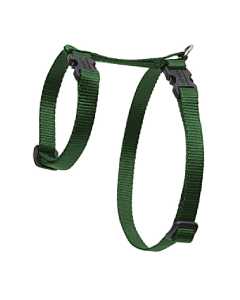 Lupine 1/2 8-12 Adjustable Safety Cat Collar Green