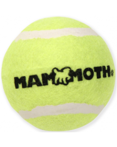 "2.5"" Standard Mammoth Dog Tennis Ball Dog Toy"