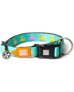 Max & Molly Smart ID Dog Collar Large Ducklings