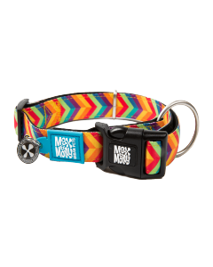 Max & Molly Smart ID Dog Collar Large Summertime