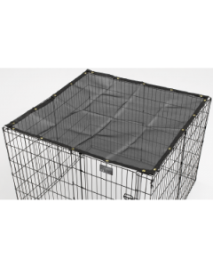 Midwest 4x4 Sunscreen Top For Exercise Pen