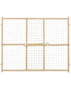 """Midwest 32"""" 29-50 Wide Mesh Gate"""