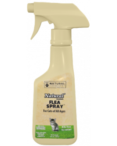 Natural Chemistry 8oz Flea & Tick Spray For Cats