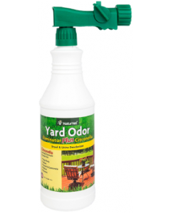 NaturVet 31.6oz Yard Odor Eliminator- RTU (with hose nozzle)