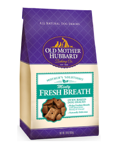 20oz. Old Mother Hubbard Crunch Function Fresh Breath Dog Treat