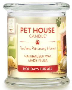 One Fur All Candle Holiday 8oz