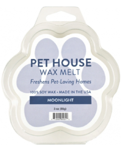 3oz One Fur All Wax Melt Moonlight