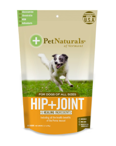 Pet Naturals 60 Count Dog Hip And Joint Chew