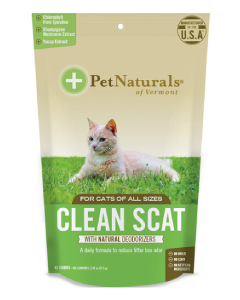 Pet Naturals 45CT Clean Scat