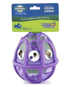 Premier Kibble Nibble Feeder Ball Small Dog Toy