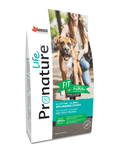 Pronature Life All Stages Dog Food Fit Chicken Dog Food 25lb