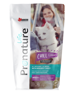 Pronature Life All Stages Dog Food Chill Turkey Dog Food .75lb