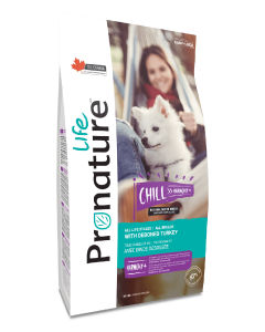 Pronature Life All Stages Dog Food Chill Turkey Dog Food 25lb