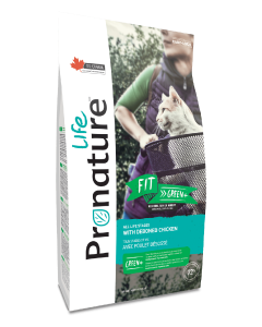 Pronature Life All Stages Fit Chicken Cat Food 5lb