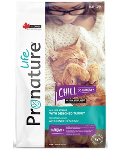 Pronature Life All Stages Chill Cat Food .75lb
