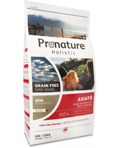Pronature Holistic Dog Food Asiato Mini Bites Dog Food 4.4lb