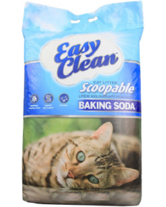Pestell Easy Clean with Baking Soda Cat Litter 20lb