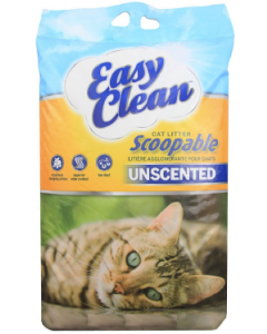 Pestell Easy Clean Scoopable Cat Litter 20lb